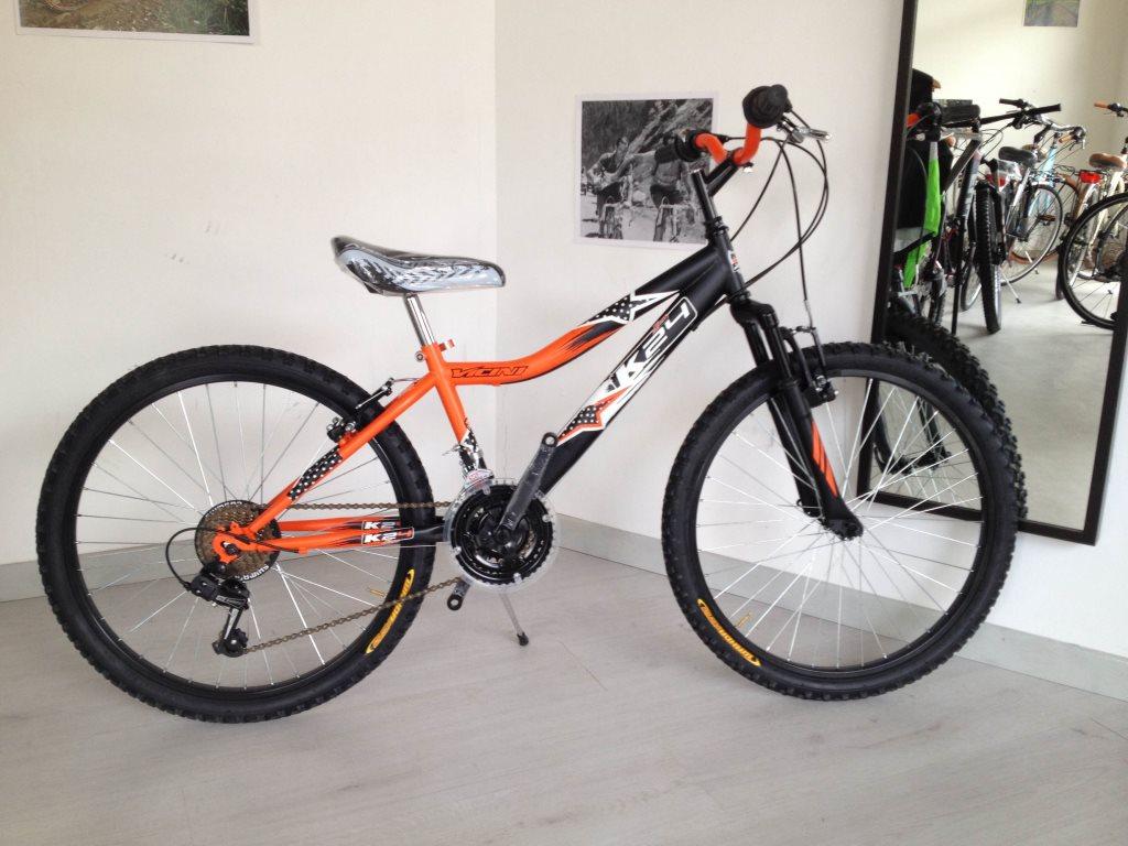 mancini sas bici mountain bike vicini mtb 24 bambino. Black Bedroom Furniture Sets. Home Design Ideas