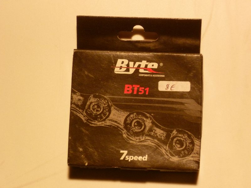 catena Byte 7 velocita' mtb speed